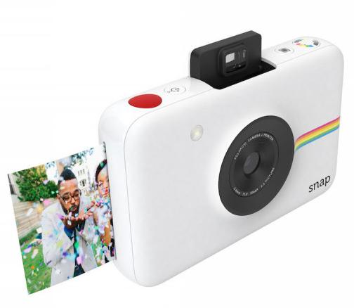 фотоаппарат с мгновенной печатью фотографий